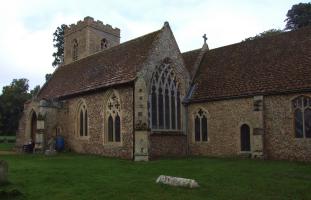 St Nicholas, Thelnetham